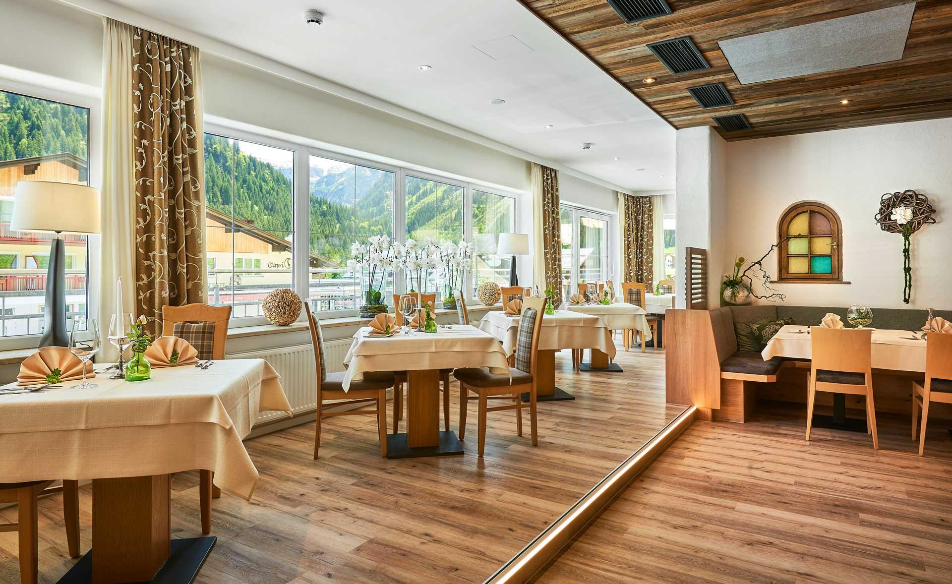 Kleinwalsertal Restaurant